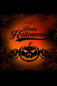 Bluza męska FullPrint Happy Halloween 001
