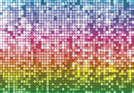 maseczka kolorowa