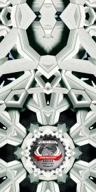 "Komin-Buff ""Tech V1"" Logo RS"