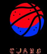 Basketball player RED_BLUE kubek