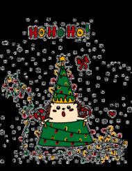 Świąteczny kubek Rudolf i Choinka