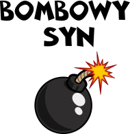 Koszulka chłopięca bombowy syn