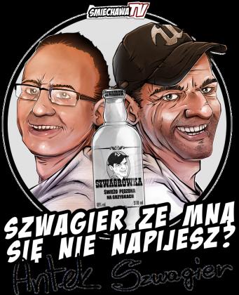 koszulka szwagrowa z podpisami