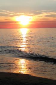Torba sunset