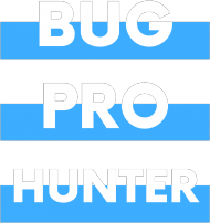 Bug Pro Hunter (Blue)