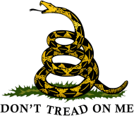 Gadsen Flag (yellow)
