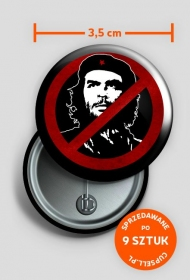 Anti-Che (pin small)
