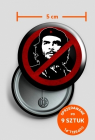 Anti-Che (pin big)