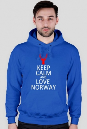 KEEP CALM AND LOVE NORWAY