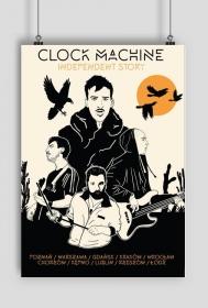 CLOCK MACHINE X INDEPENDENT STORY