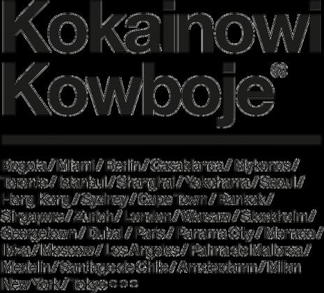 KOKAINOWI KOWBOYE