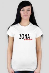 Koszulka - Żona idealna