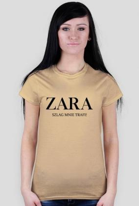 Koszulka - Zara szlag mnie trafi