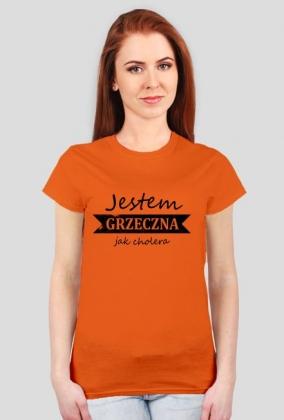 Koszulka - Jestem grzeczna