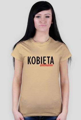 Koszulka - Kobieta idealna