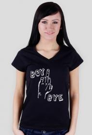 BOY BYE (v-neck)