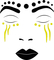 BEY SORRY FACE (bluza męska z kapturem)