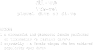 DIVA (bluza damska)