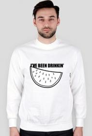 DRINKIN' (bluza męska)