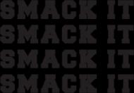 SMACK IT (v-neck)