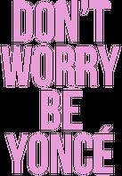 DON'T WORRY (kubek termiczny)