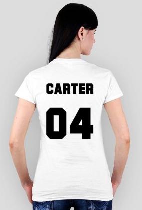 CARTER 04 (koszulka damska)