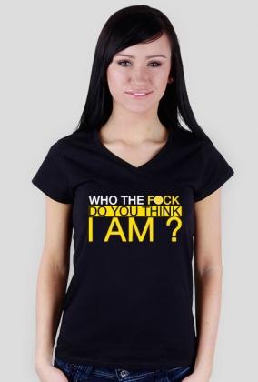 Projekt konkursowy - Szymon Filipowski (koszulka damska)