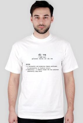 DIVA (koszulka męska)