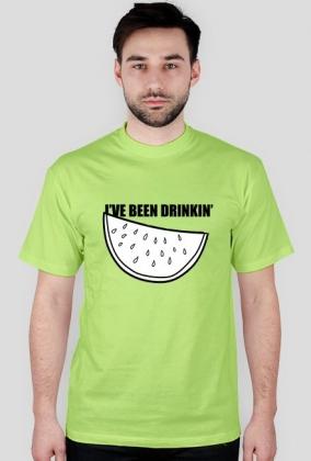 DRINKIN' (koszulka męska)