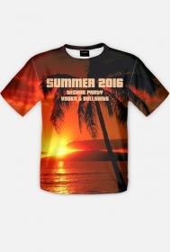 Koszulka męska SUMMER 2016.