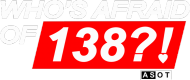Koszulka Who' s Afraid of 138? ASOT szara.