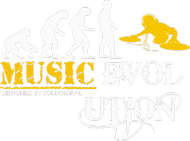 Koszulka Music Evolution dark.