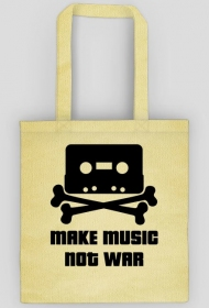 Torba Make MUSIC not WAR.
