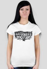 Koszulka damska HOLLYWEED