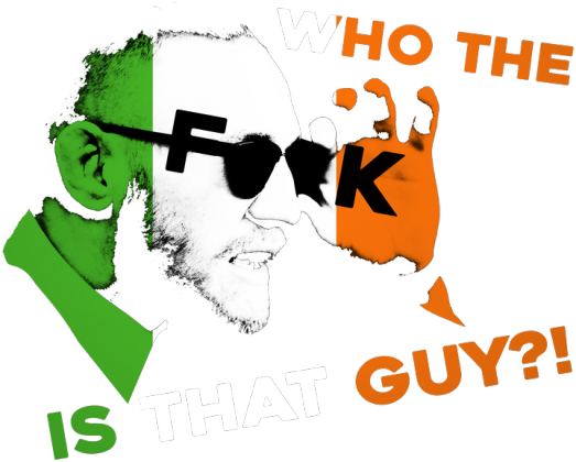 Conor McGregor Who The Fook Is That Guy UFC 205 T-Shirt Black Men