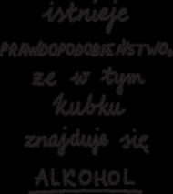 Kubek - PRAWDOPODOBIEŃSTWO