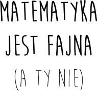 Kubek termiczny - FAJNA MATEMATYKA