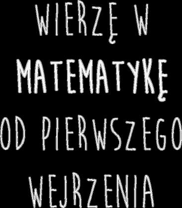 Bluza czarna - MATEMATYKA OD PIERWSZEGO WEJRZENIA