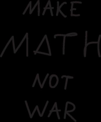 Bluza biała - MAKE MATH