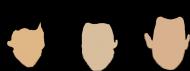 3 x Sherlock - šálek panoramatické