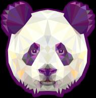 Panda Realistic Woman