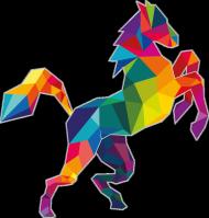 Koń Kolor Bag