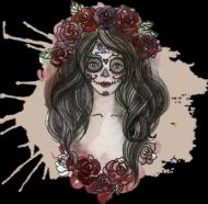 Skull Beauty 3 Bag