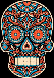 Cool Skull Woman