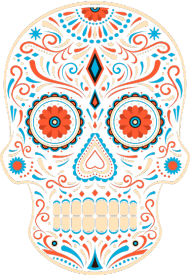 Cool Skull Mug