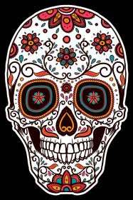 Skull 9 Man