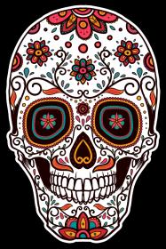 Skull 9 Woman