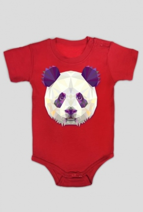 Panda Realistic Kid