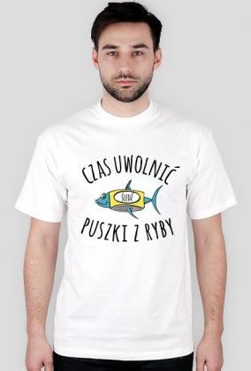 Czas uwolnić puszki z ryby