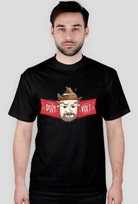 Duży Volt - koszulka męska